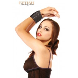 Ruban BDSM noir - Fetish Fantasy  Series