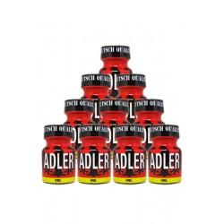 Pack 10 Poppers Adler 10ml