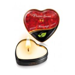 Mini bougie de massage Sans parfum