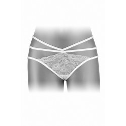 Culotte ouverte  Nadia - blanc
