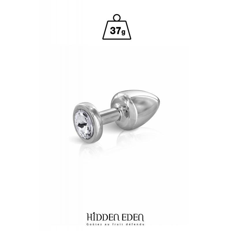 Plug bijou aluminium XS - Hidden Eden