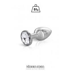 Plug bijou aluminium S - Hidden Eden