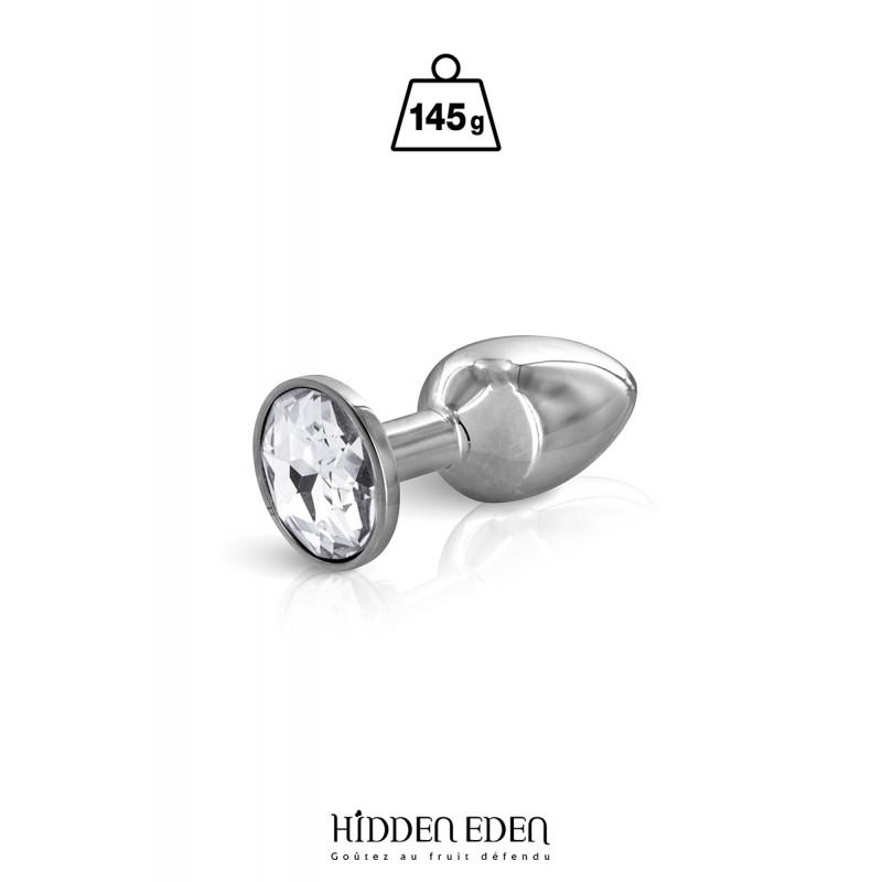 Plug bijou acier S - Hidden Eden