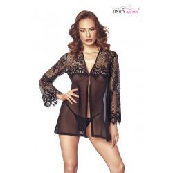Nuisette Jolie dentelle noire - Anaïs