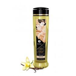 Huile de massage parfum vanille - Shunga