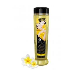 Huile de massage parfum monoï - Shunga