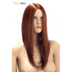 Perruque Nina auburn - World Wigs