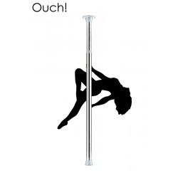 Barre de Pole Dance - Argent