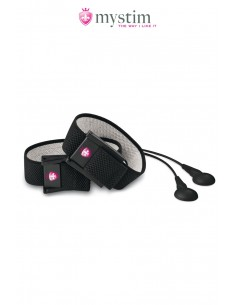 Kit électro-stimulation Charming Chuck - Mystim