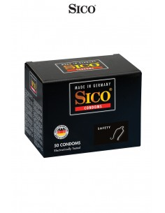 50 préservatifs Sico SAFETY
