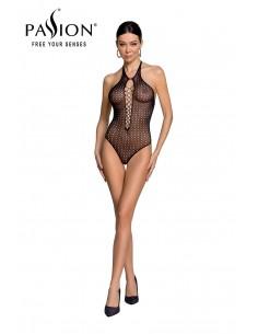 Body string résille BS088 - Noir
