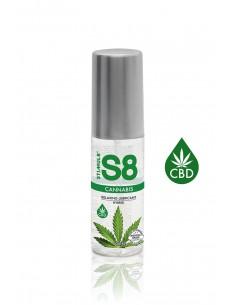Lubrifiant S8 Hybride Cannabis 50ml