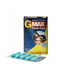 G-Max Power Caps Homme (10 gélules)